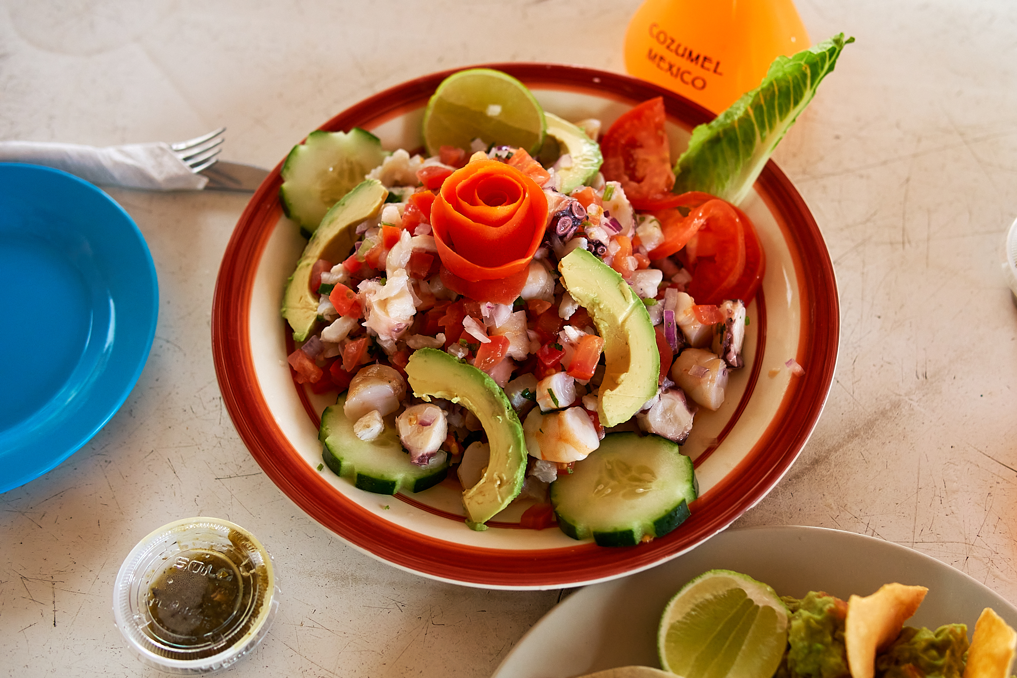 Best ceviche I've had so far...