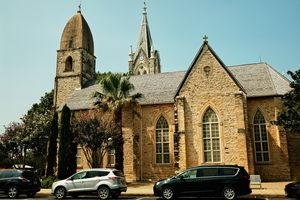 Beautiful Church in Fredericksburg, Texas